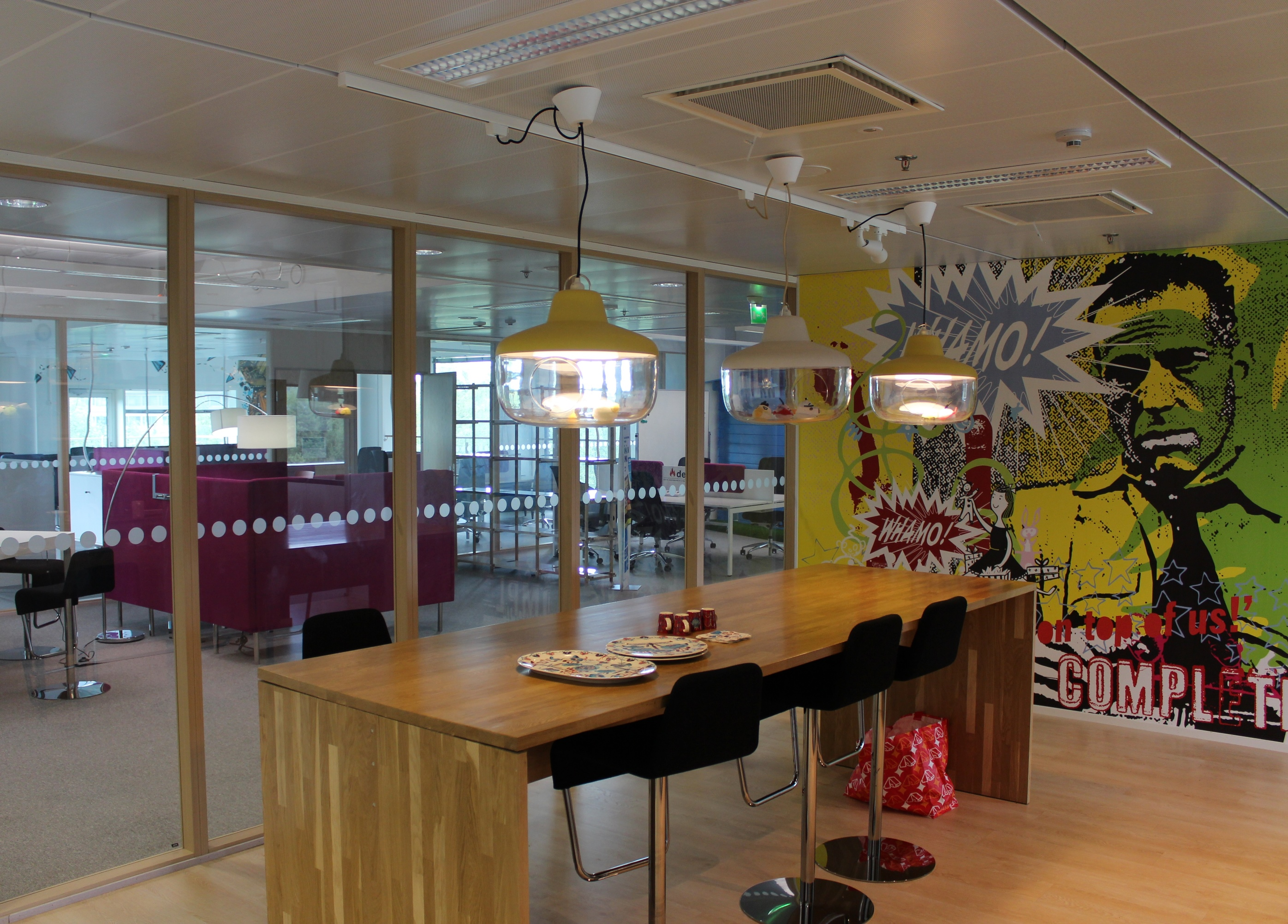 Open Innovation House | HSL Group Oy